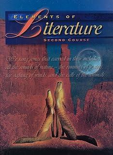 Elements of literature vocabulary development third course elements of literature second course fandeluxe Images