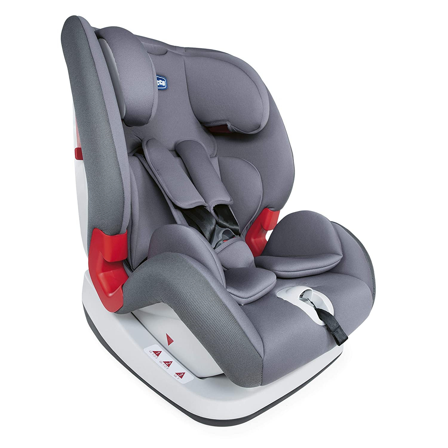 Chicco Youniverse Fix Si/èges Auto Rouge