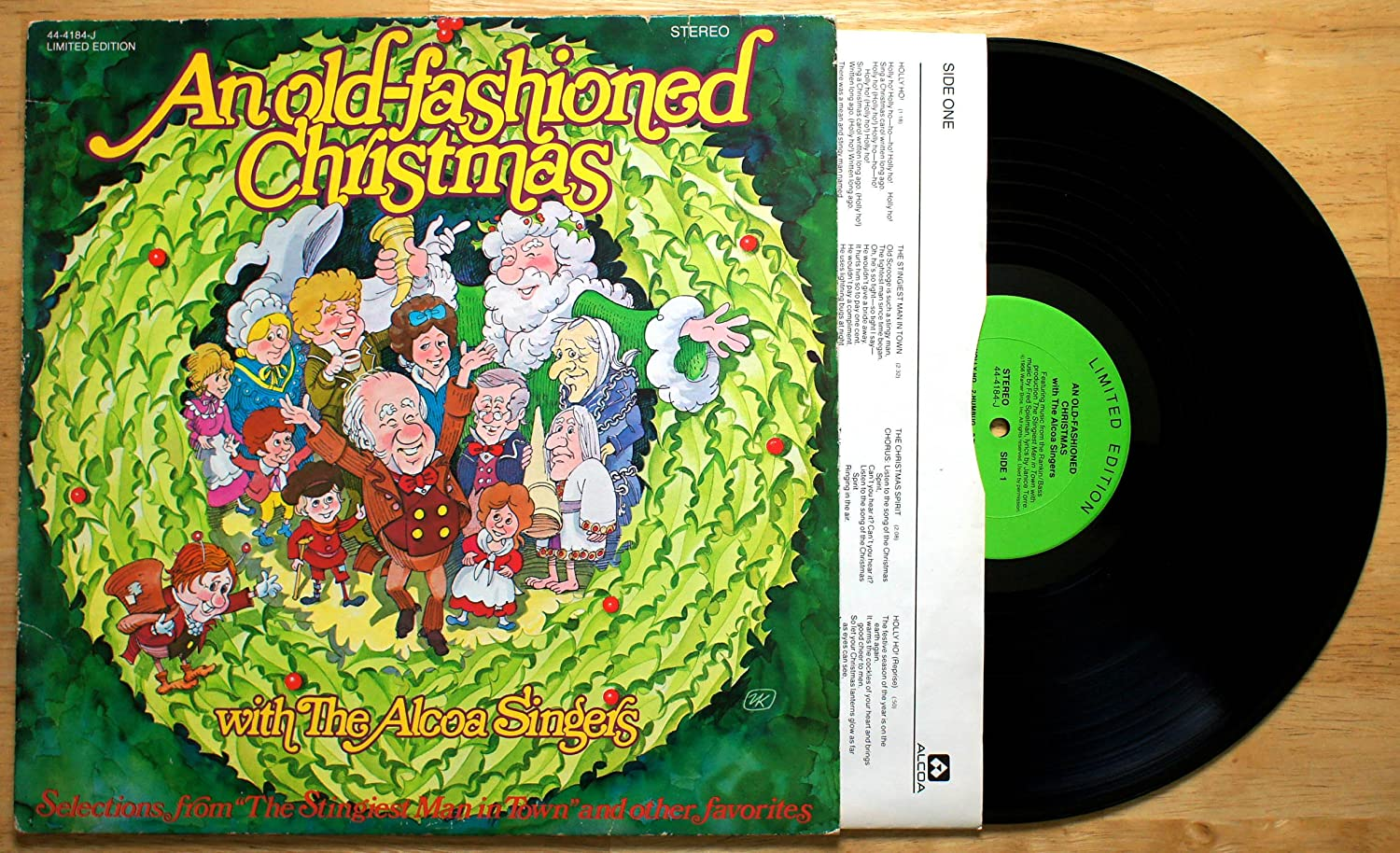 Alcoa Singers - An Old-fashioned Christmas with the Alcoa Singers ...