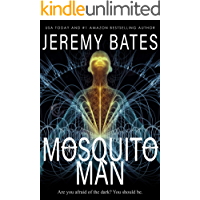 Mosquito Man: An edge-of-your-seat psychological thriller (World's Scariest Legends Book 1) book cover