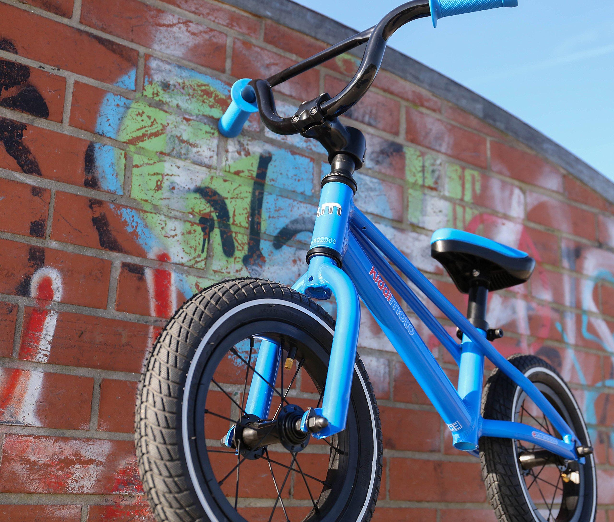 Kiddimoto BMX Running/Balance Bike, Red by Kiddimoto (Image #6)