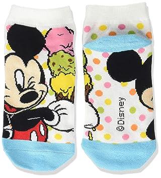 Small Planet calcetines de Disney Mickey Mouse calcetines azules de hielo 22‡p ~ 24cm AWDS2585: Amazon.es: Juguetes y juegos