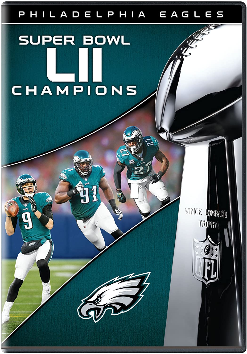 4cd5aff24cf2b Amazon.com  NFL Super Bowl LII Champions  The Philadelphia Eagles  The  Philadelphia Eagles