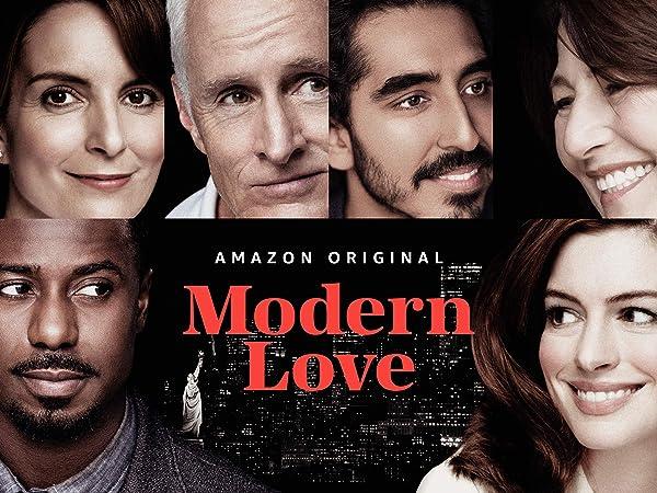 プライムビデオ英語字幕版modernLoveの画像