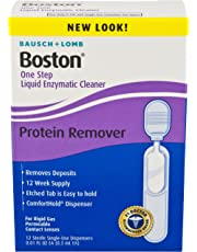 Bausch And Lomb Boston One Step Liquid Enzymatic Cleaner - 1 x 2.4 ml