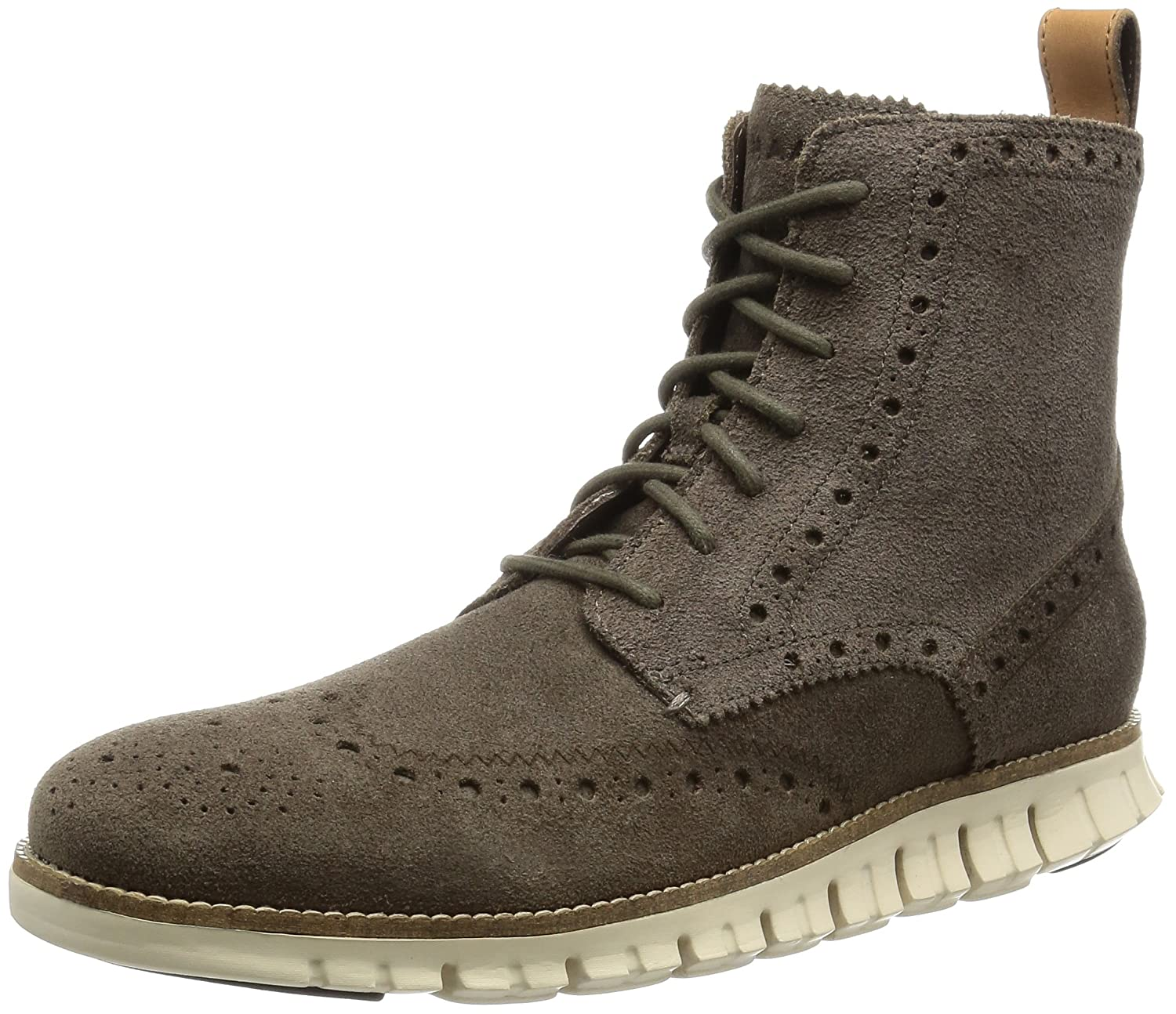 cheap cole haan zerogrand wingtip s shoes boot lace up