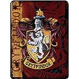 """Harry Potter, Battle Flag Micro Raschel Throw Blanket, 46"""" x 60"""""""