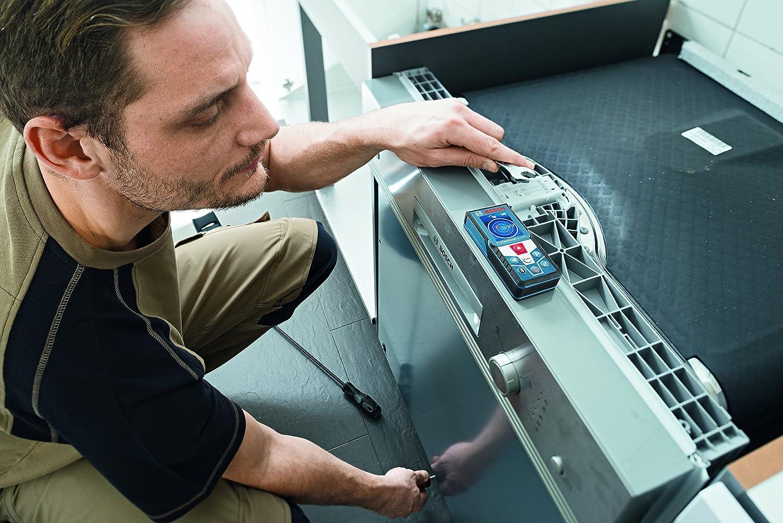 Bosch Entfernungsmesser Glm 100 C : Bosch entfernungsmesser blau: professional glm 50c laser