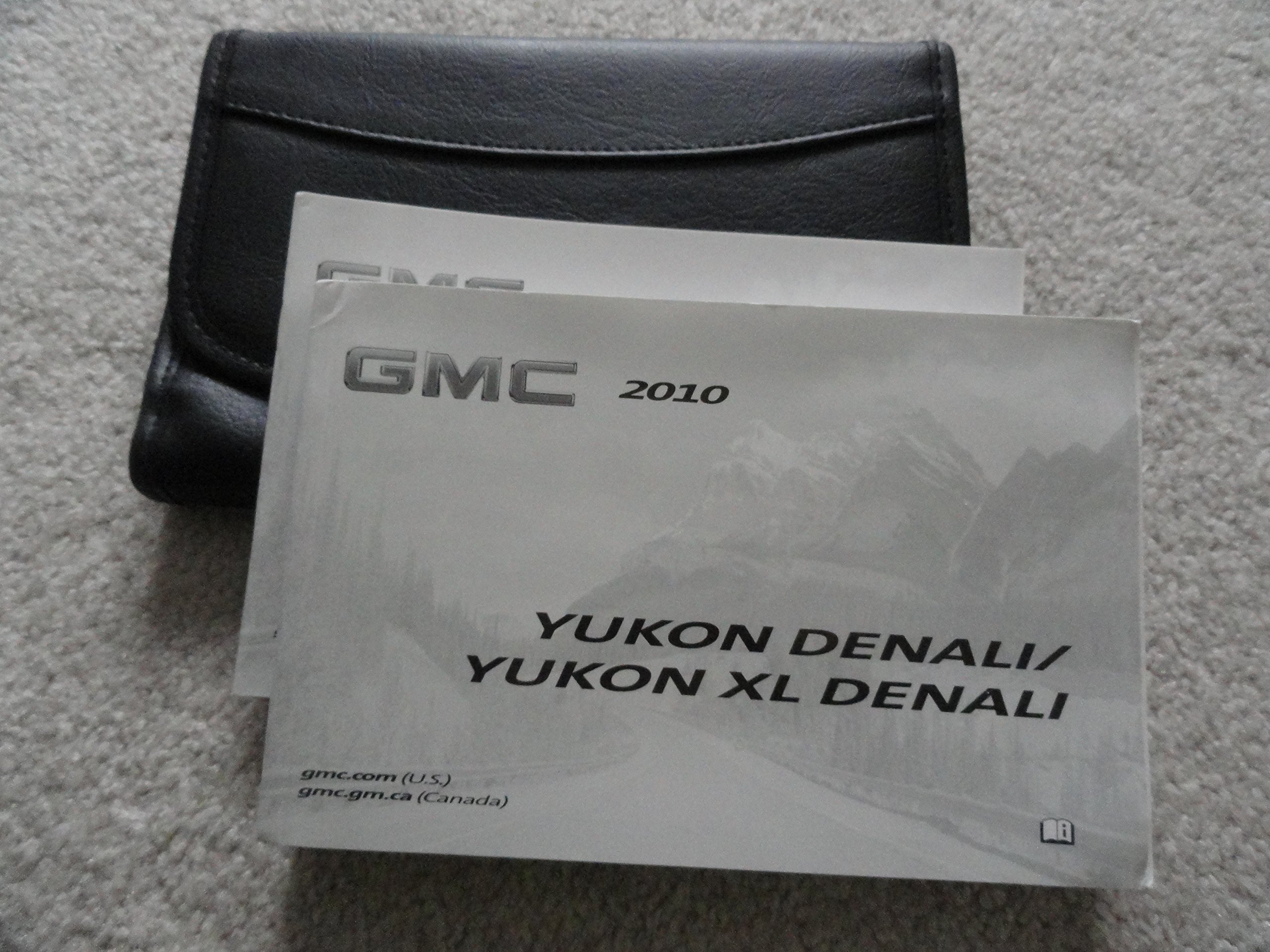 gm canada owners manuals