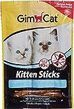 Gimcat Sticks Kitten Hindili Ödül Çubukları 3X3 Gr