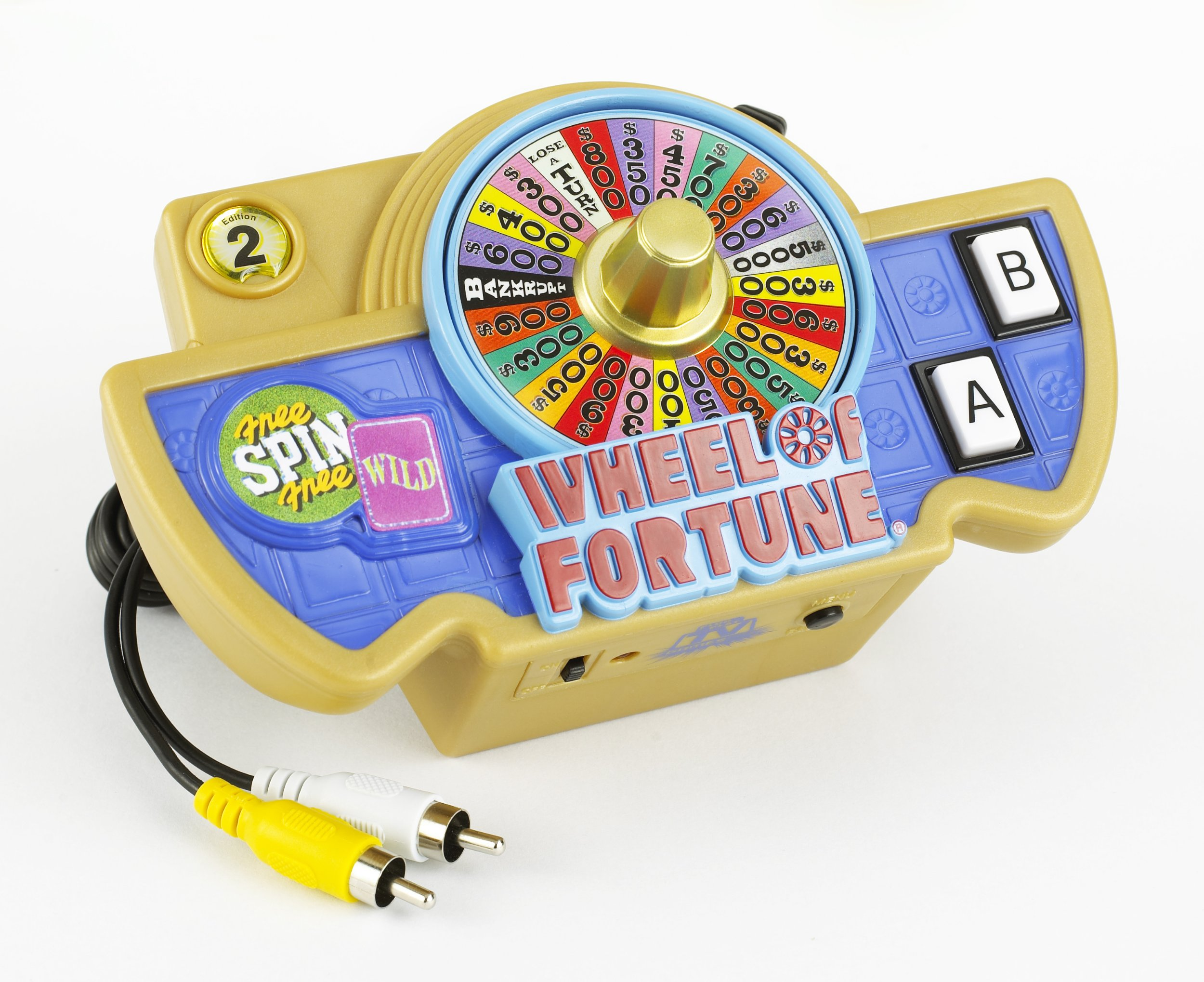 TV Games Wheel of Fortune 2