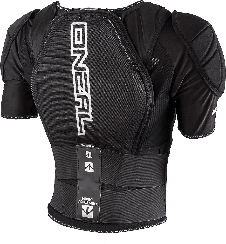 O Neal Zero Gravity Protector Shirt Protektorenjacke Grau Oneal