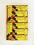 Chocoperfection Dark Orange Sugar Free Chocolate, Gift Box of 30 10g Bars