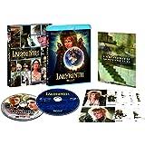 ラビリンス 魔王の迷宮 メモリアル・エディション ブルーレイ&DVDコンボ (2枚組) (初回生産限定) [Blu-ray]