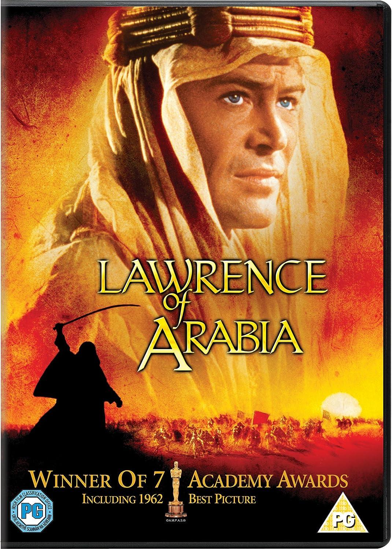 Lawrence of Arabia [DVD] [1989]: Amazon.co.uk: Peter O'Toole, Omar ...