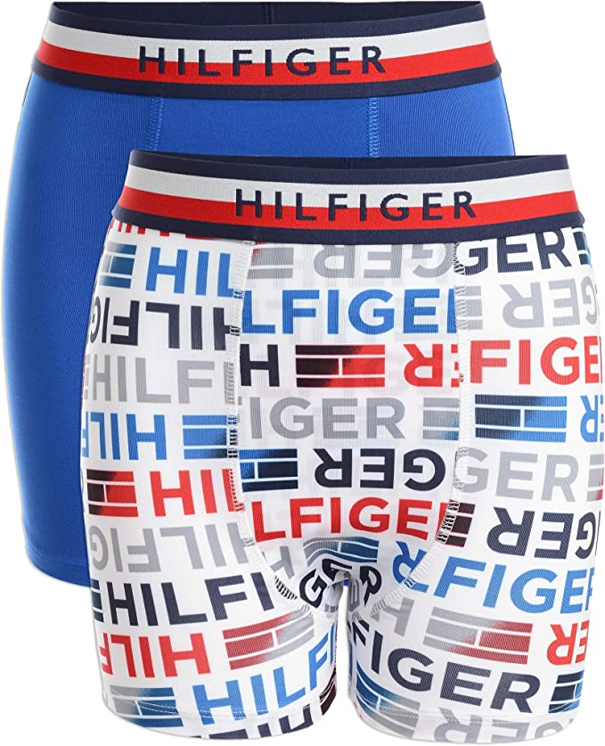 Tommy Hilfiger Boys Boxer Pack of 2