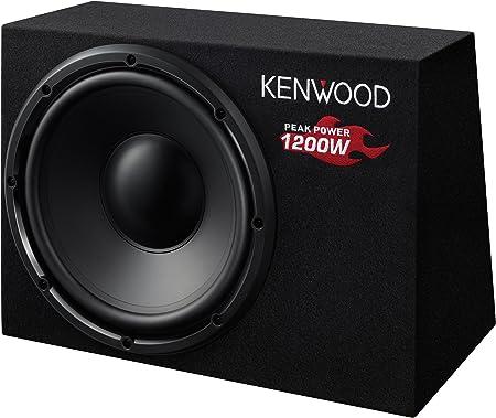 Kenwood KSC-W1200B Caja Subwoofer de 300mm: Amazon.es: Electrónica