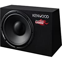 Kenwood KSC-W1200B Caja Subwoofer de 300mm