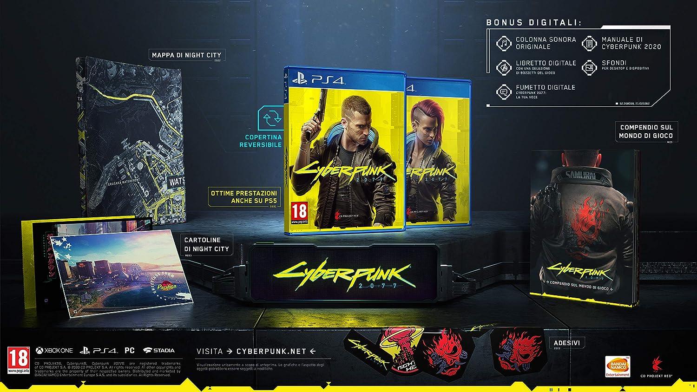 offerte cyberpunk 2077 d1 edition