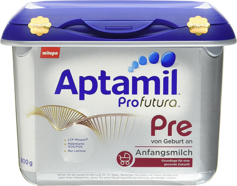 Aptamil Profutura Pre Anfangsmilch von Geburt an, 4er Pack (4 x 800 g) 103522