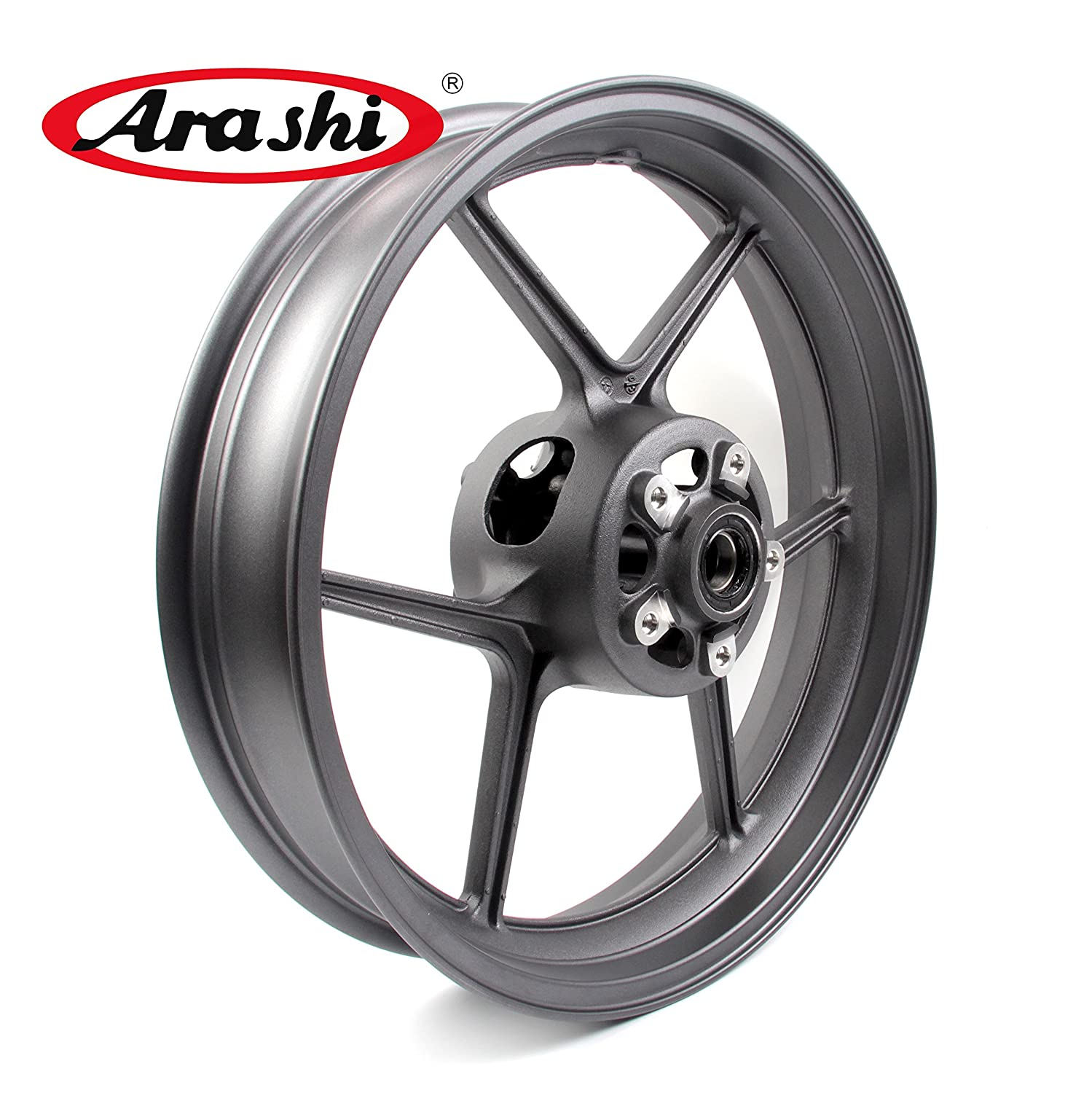 Amazon.com: Arashi Front Wheel Rim for KAWASAKI NINJA ZX10R ...