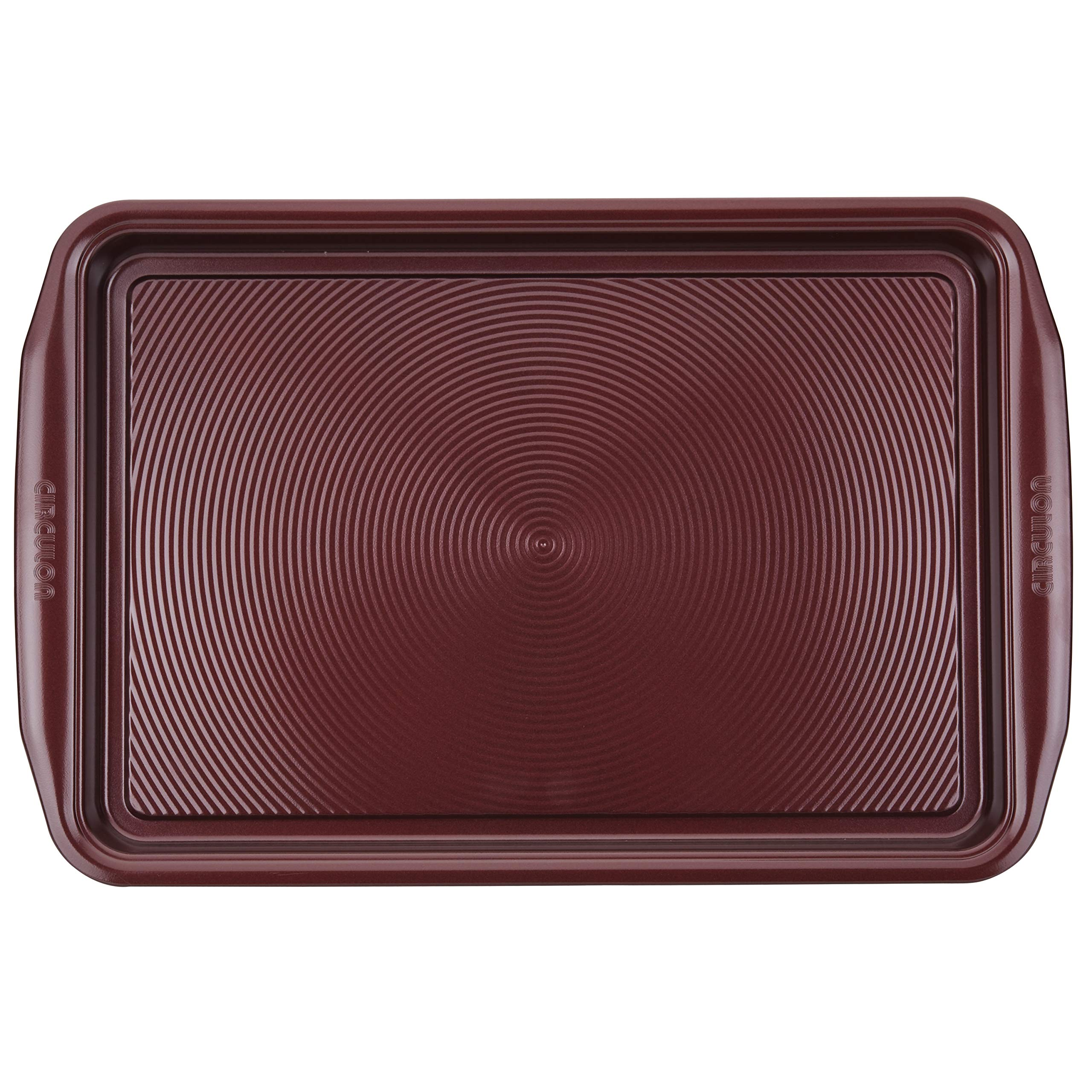 Circulon 47740 10-Piece Steel Bakeware Set, Merlot by Circulon (Image #9)