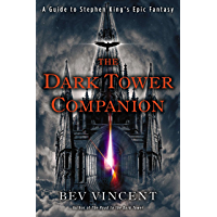 The Dark Tower Companion: A Guide to Stephen King's Epic Fantasy book cover