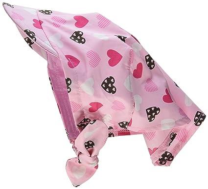Sterntaler Kopftuch Für Mädchen Mit Schirm Amazonde Bekleidung
