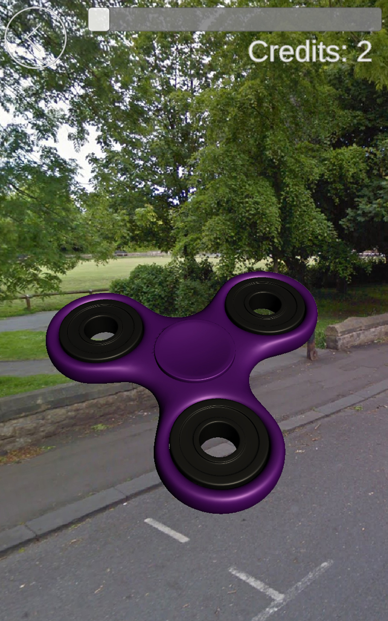 Spinners GO