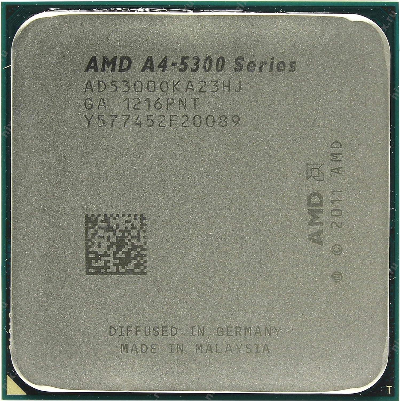 AMD A4-4000 A4 4000 AD4000OKA23HL Richland 3.2GHz Dual-Core Processor CPU Socket FM2 65W 904-pin