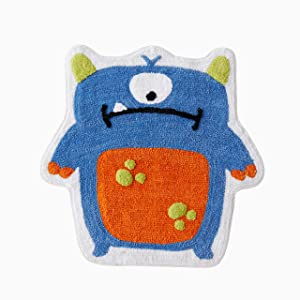 SKL Home by Saturday Knight Ltd. Monsters Rug, Multicolored