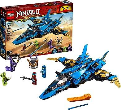 Amazon.com: LEGO Ninjago Legacy Jays Storm Fighter 70668 ...