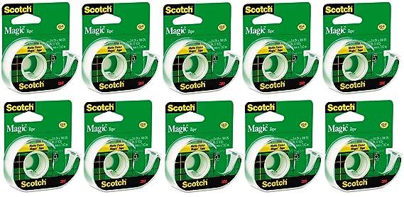 Review 3M Scotch Scotch Magic