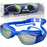 b7da10149b Amazon.com   Krafty Eye Glasses SavCo Rx Swim Goggles (Prescription ...