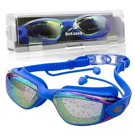 Amazon.com   Swim Goggles Anti Fog 80e0f2bed4