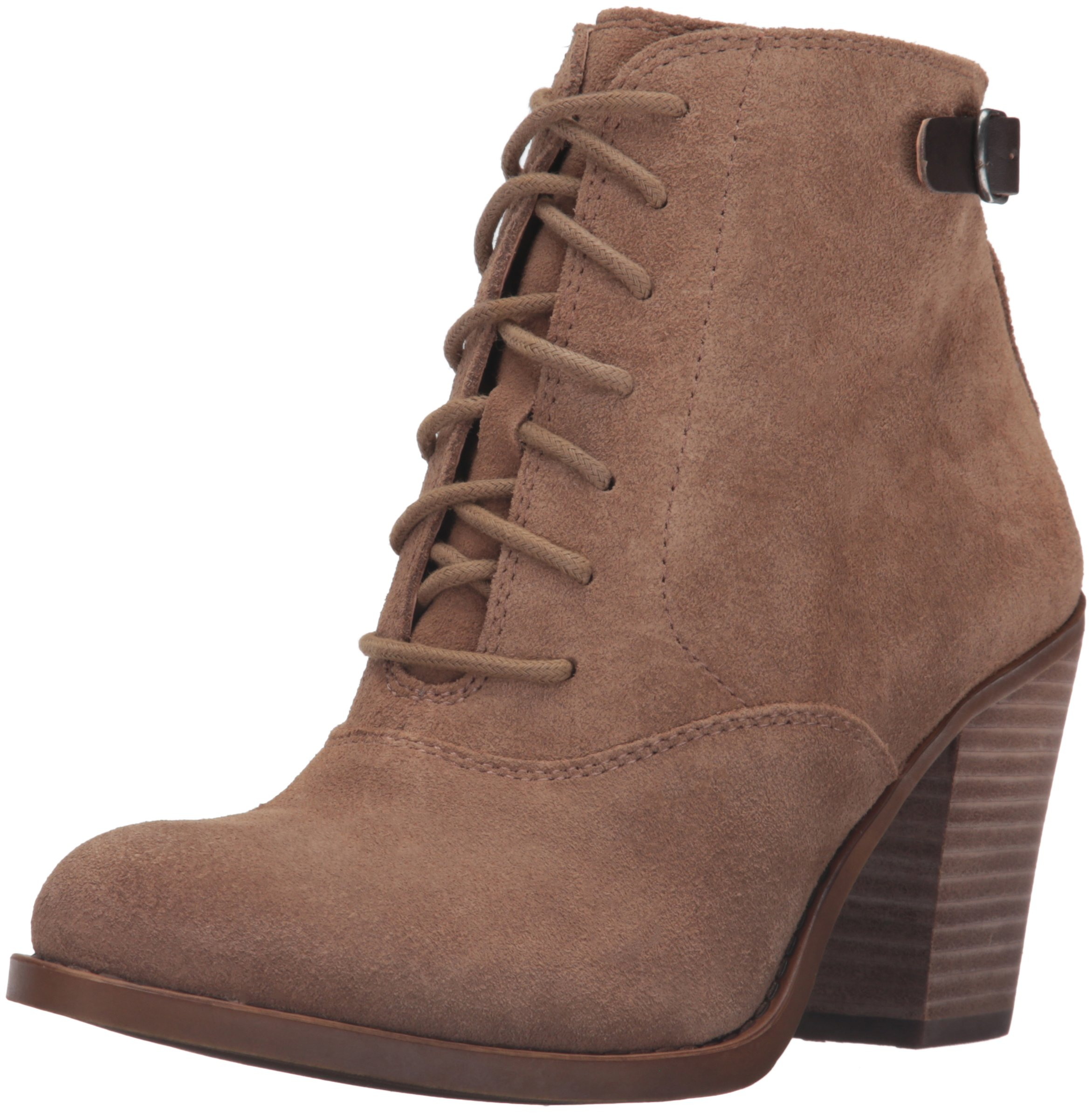 Lucky Brand Women's Echoh Ankle Bootie, Sesame, 10 M US by Lucky Brand (Image #1)