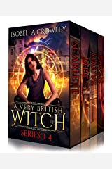 A Very British Witch Boxed Set ~ Books 1-4 Kindle Edition