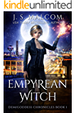Empyrean Witch: Demigoddess Chronicles Book 1