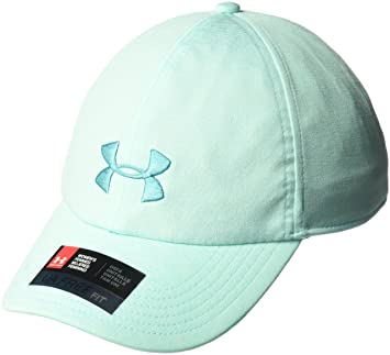 457d296d5a83 Under Armour Womens Twisted Renegade Cap, Tropical Tide Desert Sky, One Size