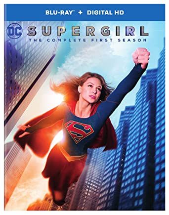 Image result for supergirl blu ray