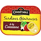 Connétable Sardines à la Catalane 140 g