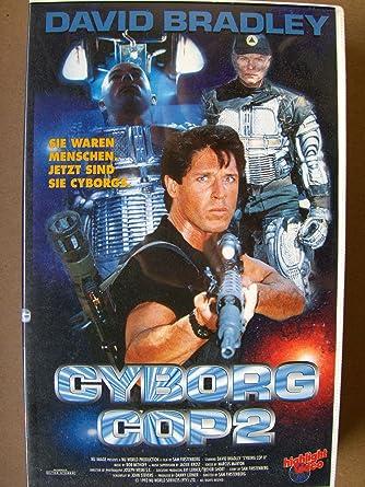 Cyborg Cop II [USA] [VHS]: Amazon.es: Cine y Series TV