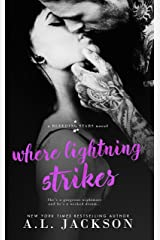 Where Lightning Strikes (Bleeding Stars Book 3) Kindle Edition