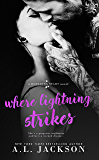 Where Lightning Strikes (Bleeding Stars Book 3)