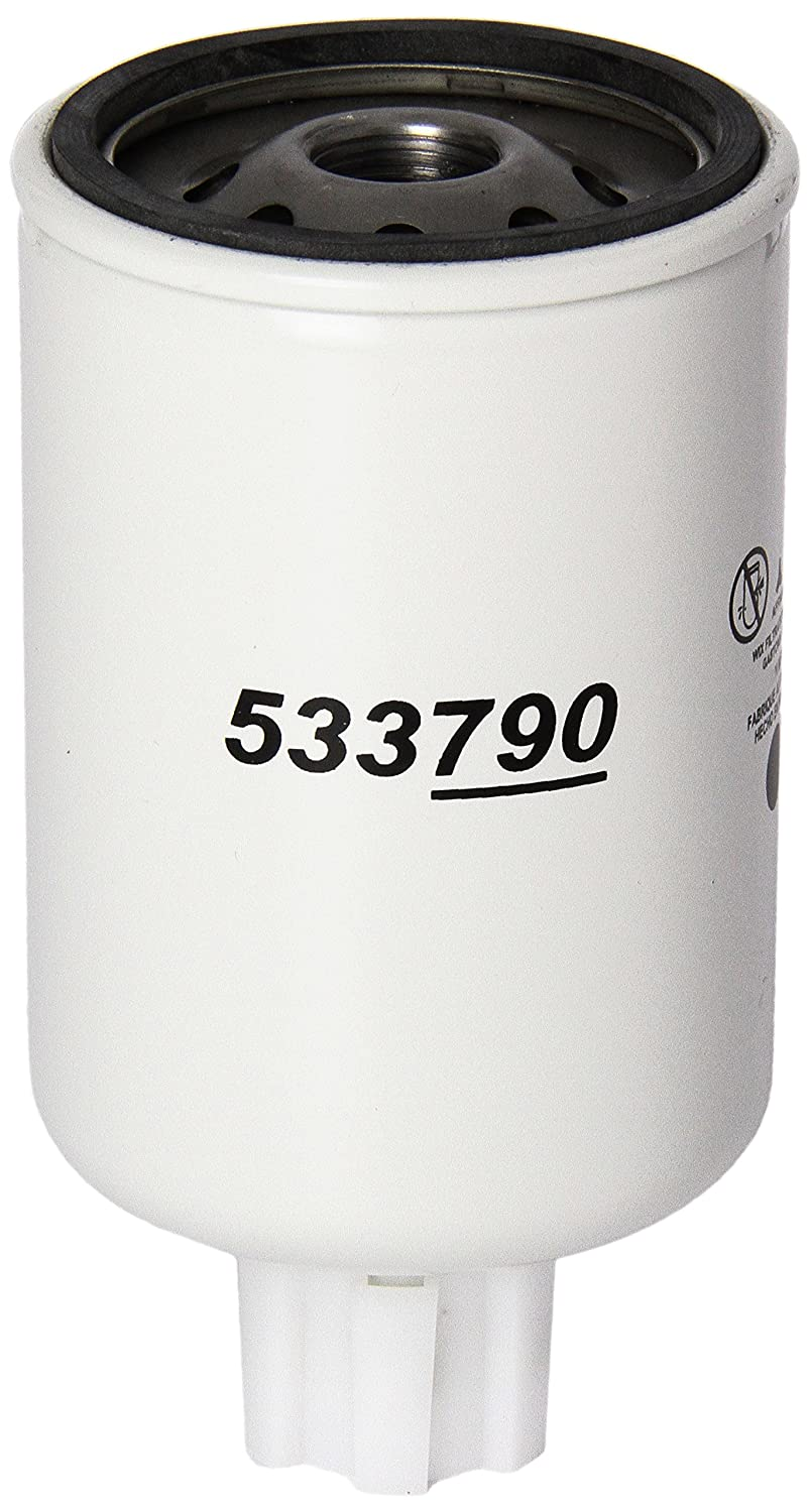 Pack of 1 33790 Heavy Duty Spin On Fuel Water Separator WIX Filters