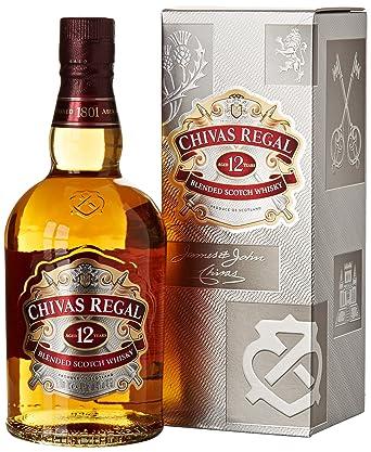 e6443d8c8fb Chivas Regal 12 years old 40% 70cl: Amazon.co.uk: Beer, Wine & Spirits