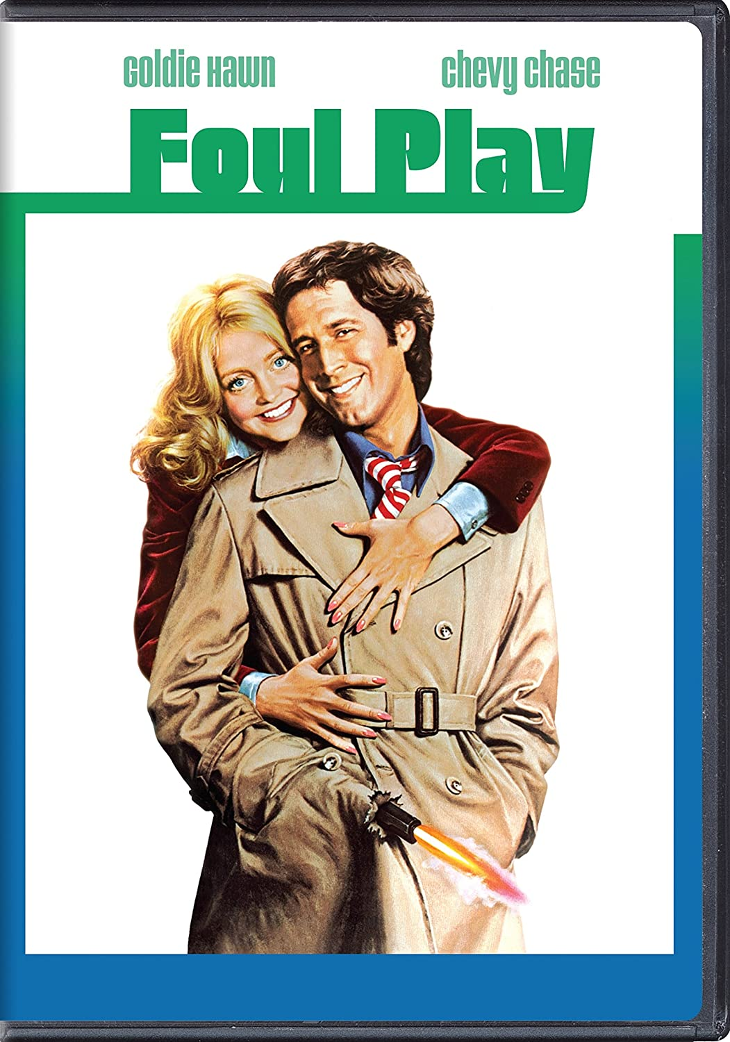 Amazon.com: Foul Play: Goldie Hawn, Chevy Chase, Burgess Meredith, Rachel  Roberts, Eugene Roche, Dudley Moore, Marilyn Sokol, Brian Dennehy, Marc  Lawrence, Billy Barty, Colin Higgins: Movies & TV
