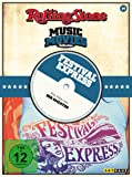 Festival Express / Rolling Stone Music Movies Collection