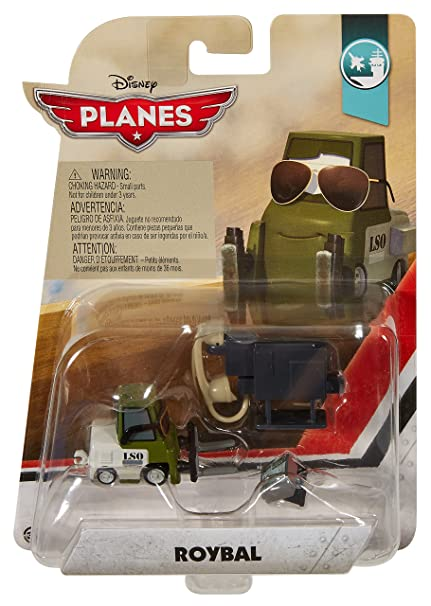 Amazon.com: Disney Planes Roybal Diecast Aircraft: Toys & Games