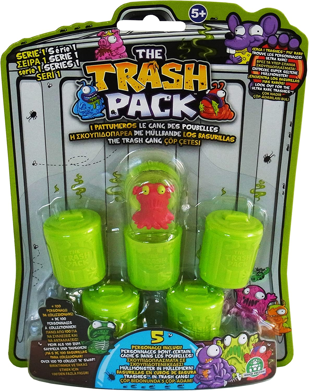 Trash Pack Series 1 Trashies Blister by Giochi Preziosi: Amazon.es: Electrónica